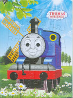 拼图――Thomas & Friends
